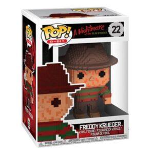 8-bit POP: Horror - Freddy Krueger