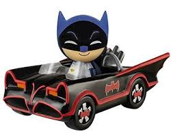 Pop! Vinyl--Batman - Batmobile 1966 Dorbz Ridez
