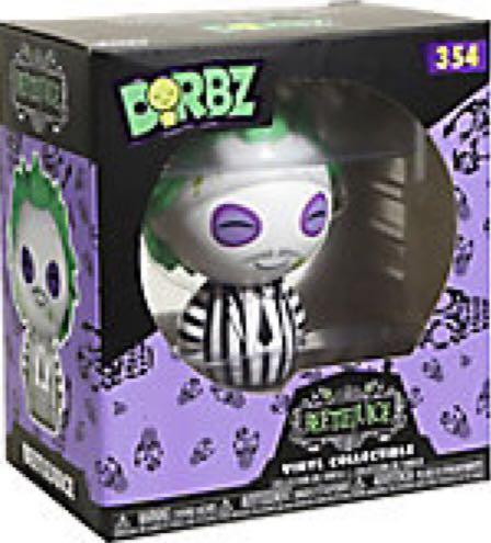 Funko Dorbz: Horror - Beetlejuice Vinyl Figure
