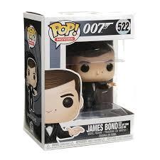 Roger Moore (James Bond) Funko Pop! Vinyl Figure