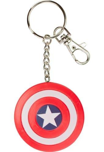Marvel Comics: Avengers Assemble: Captain America Bendable Keychain