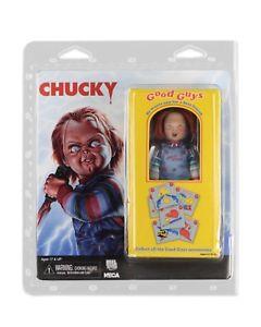 NECA Chucky Retro Figurine, 14 cm