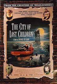 """THE CITY OF LOST CHILDREN - AFFICHE 27""""X36"""""""
