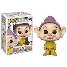 Funko Pop! DISNEY: Dopey Snow White
