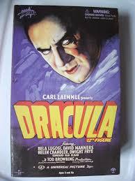 Vintage Sideshow Collectibles 12 inch Dracula Figure, Bela Lugosi