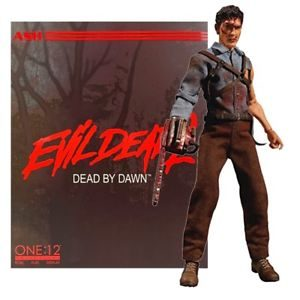 Evil Dead 2 One:12 Collective 6-Inch Action Figure - Ash