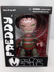 Mezco Nightmare On Elm Street Freddy Mez-Itz Action Figures