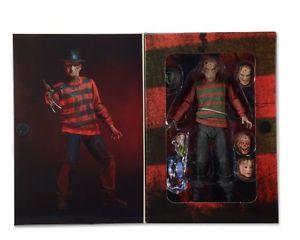 Freddy Krueger 30th Anniversary Poseable Figure