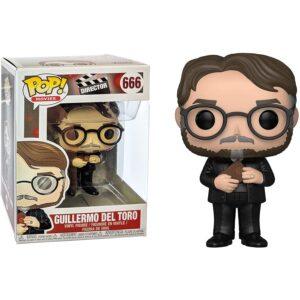 POP Directors: Guillermo del Toro