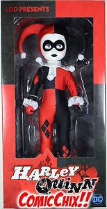 Mezco Living Dead Dolls Presents DC Comics Harley Quinn Doll