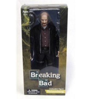 Mezco Toys Breaking Bad Heisenberg Figurine