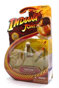 Indiana Jones Raiders of the Lost Ark SALLAH NOC