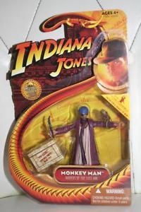 Indiana Jones Raiders of the Lost Ark Monkey Man 4in Action Figure Hasbro