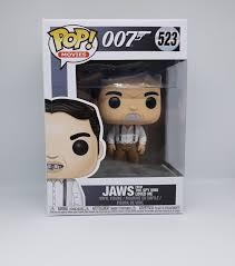 James Bond Jaws Funko Pop!