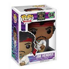 Funko - POP Rocks: Music - Jimi Hendrix Woodstock