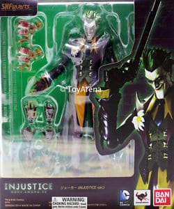 Injustice: clash between the Joker of the gods - Bandai