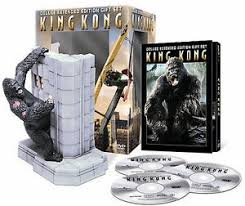 King Kong (DVD, 2006, 3-Disc Set)