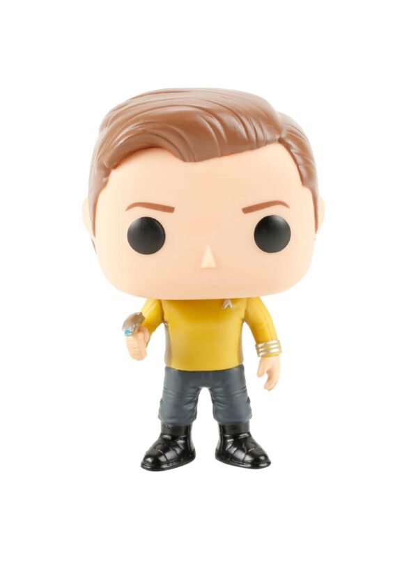 Funko Pop Star Trek Beyond - Kirk (Duty Uniform)