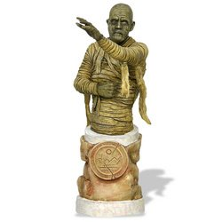 The Mummy's Tomb Resin Bust