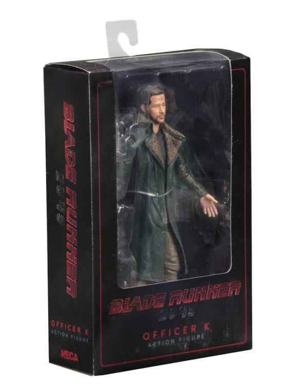 Blade Runner 2049 Officer K figure Neca