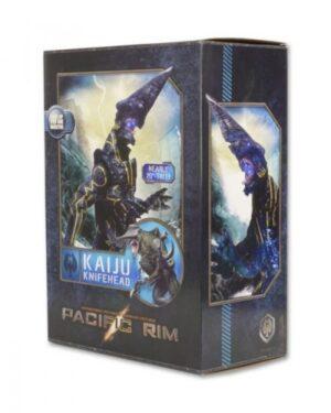 "KNIFEHEAD monster kaiju PACIFIC RIM figure LED LIGHT-UP EYES+MOUTH neca 18"""