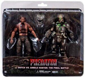 """Jungle Hunter Predator Ultimate 7"""" Action Figure 1:12 Predators Deluxe in Box"""