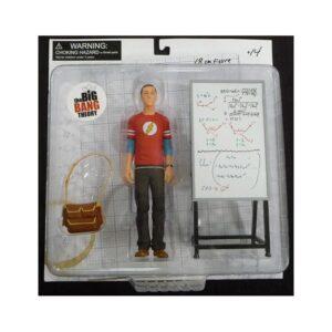 Figurine Sheldon Eclair 18 cm en PVC