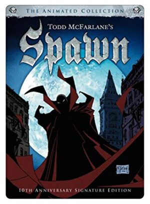 SPAWN - THE ANIMATED SERIES (10TH ANNIVERSARY SIGNATURE EDITION)