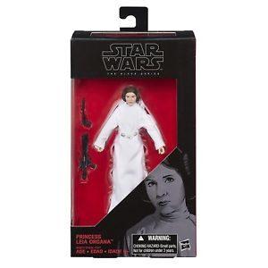 "Star Wars: A New Hope Black Series 6"" Princess Leia Organa"
