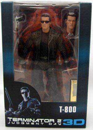 "T-800 GUARDIAN POPS Terminator Genisys 7"" inch Action Figure Series 2 Neca 2015"
