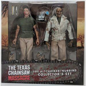 NECA Texas Chainsaw Massacre 8-inch Hitchhiker & Nubbins