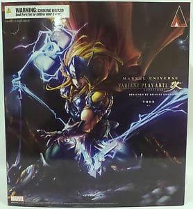 Square Enix Marvel Universe Variant Play Arts Kai THOR Action Figure