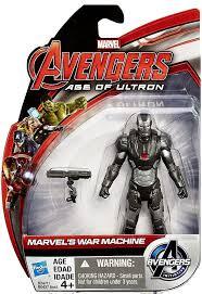 Marvel Avengers All Stars War Machine 3.75-Inch Figure