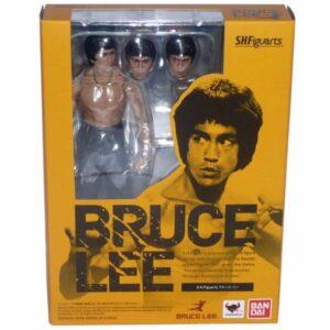 Bandai Bruce Lee Figurine, Multicolore, 14cm