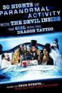 30 NIGHTS OF PARANORMAL ACTIVITY WITH THE DEVIL INSIDE...