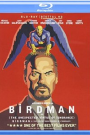 BIRDMAN (OR THE UNEXPECTED VIRTUE OF IGNORANCE) (BLU-RAY)