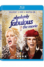 ABSOLUTELY FABULOUS - THE MOVIE (BLU-RAY)