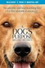 A DOG'S PURPOSE (BLU-RAY)