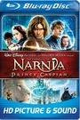 CHRONICLES OF NARNIA: PRINCE CASPIAN, THE (BLU-RAY)