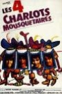 4 CHARLOTS MOUSQUETAIRES (1ER ROUND), LES
