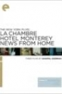 CHAMBRE, LA / HOTEL MONTEREY / NEWS FROM HOME