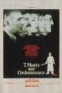 7 MORTS SUR ORDONNANCE