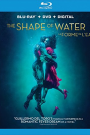 SHAPE OF WATER (BLU-RAY), THE