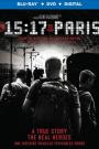 15:17 TO PARIS (BLU-RAY), THE