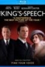 KING'S SPEECH (BLU-RAY), THE