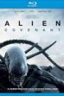ALIEN: COVENANT (BLU-RAY & 4K)