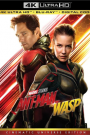 ANT-MAN AND THE WASP (BLU-RAY & 4K)