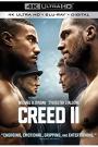 CREED II (BLU-RAY, 4K)