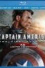 CAPTAINE AMERICA: THE FIRST AVENGER (BLU-RAY)