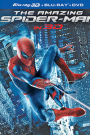 AMAZING SPIDER-MAN, THE (BLU-RAY 3D)